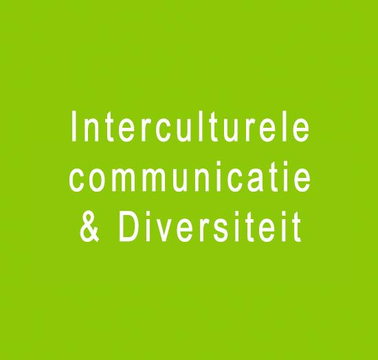 Interculturele communicatie Diversiteit