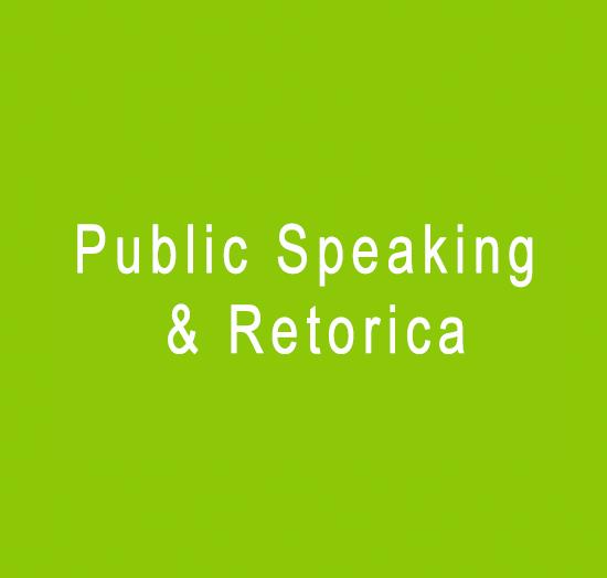 Public Speaking Retorica